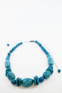 Lisa Leonard ocean view necklace