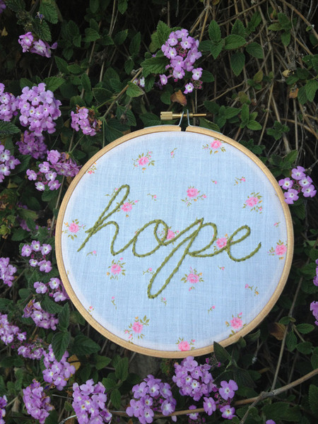 She Does Justice Sole Hope Hoop